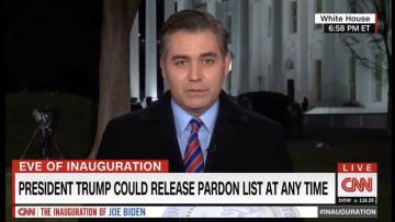 Jim Acosta on CNN