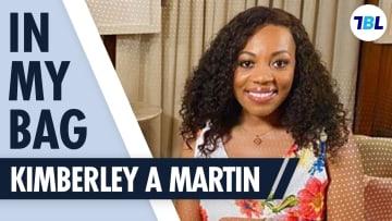 ESPN NFL reporter Kimberley Martin.