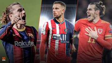 Griezmann, Henderson et Gareth Bale font l'actu mercato