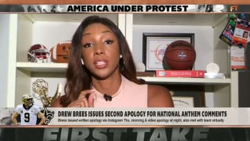 """Maria Taylor on """"First Take"""""""