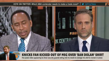 "Stephen A. Smith and Max Kellerman on ""First Take"""