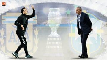 Finale della Copa America 2021