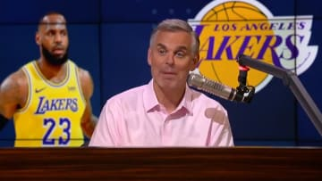"""Colin Cowherd discussing LeBron James on """"The Herd with Colin Cowherd"""""""