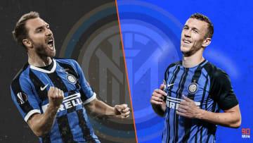 Eriksen e Perisic, da partenti a punti fermi dell'Inter