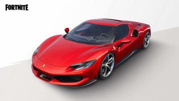 Where are Ferraris in Fortnite
