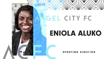 Eni Aluko joins Angel City as sporting director