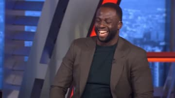 "Draymond Green on ""Inside the NBA"""