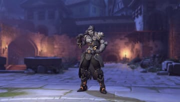 Overwatch Halloween Terror Week 2 Challenges give players the chance to earn Stone Brigitte Player Icon, Spray, and skin.