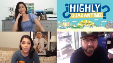 "Mina Kimes, Katie Nolan and Dan Le Batard on ""Highly Quarantined"""