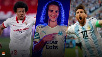 Koundé, Guendouzi et Messi font l'actu mercato