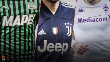 Main Sponsor in Serie A