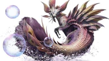 Players can obtain Bubblefoam from Mizutsune.