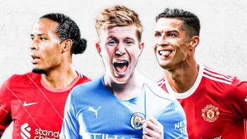 Cristiano Ronaldo est la star de cette équipe de Premier League.
