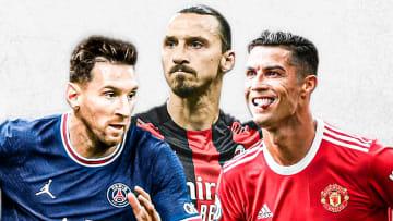 Lionel Messi truste largement la première place de ce classement.