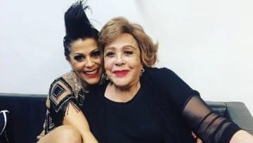 Silvia Pinal expresó su apoyo a Frida Sofía