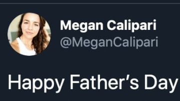 Kentucky basketball coach John Calipari's daughter Megan on Twitter