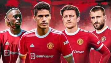 Manchester United s'avance avec un XI de grande qualité.