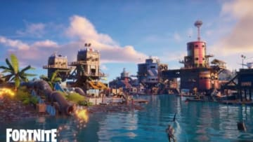 Fortnite leaker shows off an early look at the future Atlantis area which many believe will be unveiled in the coming weeks.