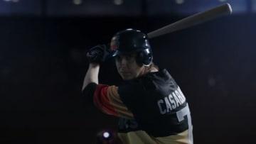 The Strokes baseball uniforms are incredible.
