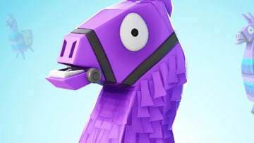 Luck of the Llama punchcard is all about finding Llamas, and as you'll see, there are quite a few to find.