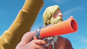 Flare Gun Fortnite has been searched for in every update and patch for multiple seasons and it's finally here.