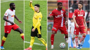 Die fixen Bundesliga-Transfers der Saison 2021/22