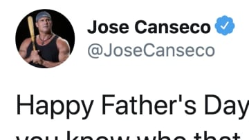 Jose Canseco once again went after Alex Rodriguez on Twitter