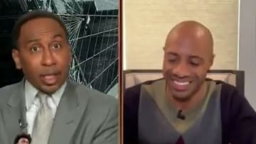 Stephen A. Smith and Jay Williams on 'First Take'