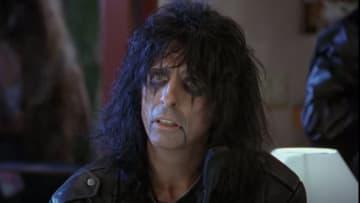 Alice Cooper in 'Wayne's World'