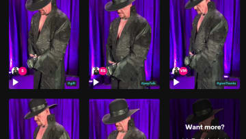 The Undertaker on Cameo