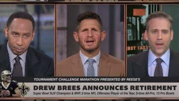 Dan Orlovsky shocked to hear Max Kellerman's true thoughts on Drew Brees.