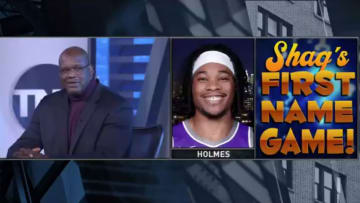Shaquille O'Neal didn't know the name of one of his own players.