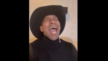 Stephen A. Smith trolls Cowboys fans after season-ending loss.