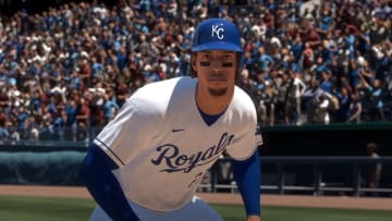 The best swings in MLB The Show 21 are a contested topic as anyone in the game could swing the best for every person. | Photo by San Diego Studios