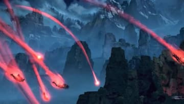An Apex Legends leak suggests the return of Shadowfall, the after-dark version of King's Canyon introduced a few seasons ago.