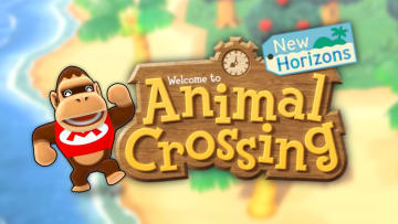 Louie in Animal Crossing: New Horizons is a reference to Luigi