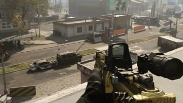 A new Warzone glitch is allowing players to fire their weapon even when downed, giving way for some whacky moments.