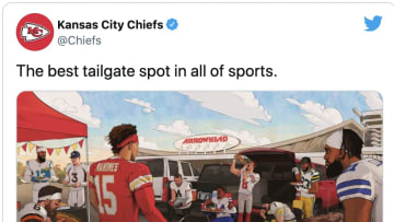 Kansas City Tailgating