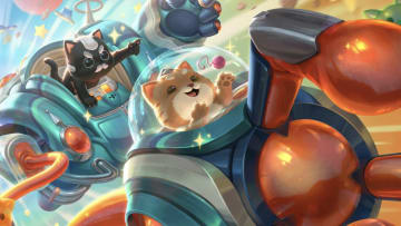 Space Groove Blitzcrank will be one of the newest skins released in the Space Groove line in League of Legends.
