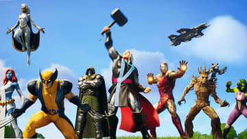 Here's the list of the vaulted and unvaulted items in Fortnite Chapter 2 Season 4.