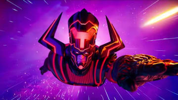 Fortnite players can now view Galactus' distant approach within the game, and dataminers have uncovered some assets hinting at his imminent arrival.