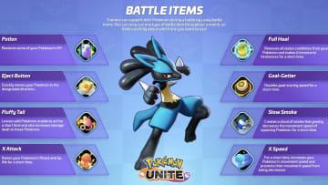 Buddy Barrier Guide in Pokemon UNITE