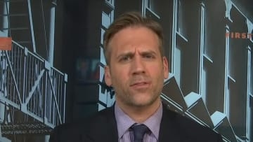 Max Kellerman just can't believe it at this point