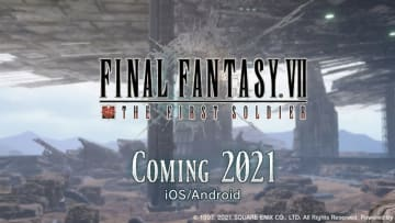 Final Fantasy VII The First Soldier: How to Pre-register
