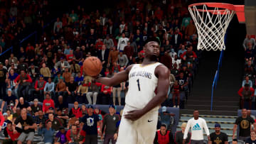 Next generation gameplay for NBA 2K21 looks promising, but how will it look at the Park?