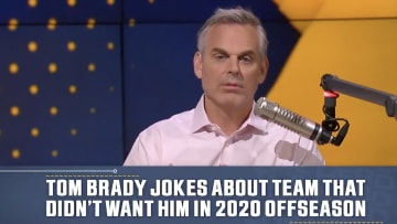 Colin Cowherd about to take his soapbox
