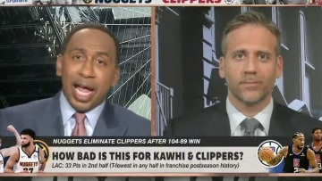 Stephen A. Smith and Max Kellerman