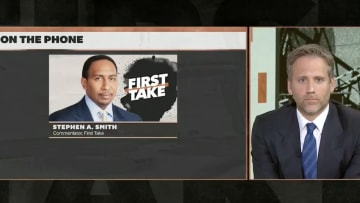 Max Kellerman's final day on 'First Take'