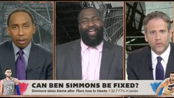 Ben Simmons discussion