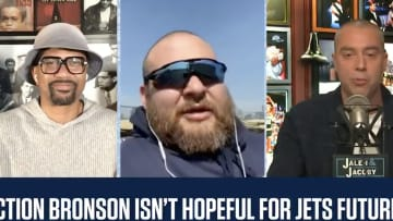 Action Bronson on 'Jalen & Jacoby'